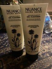 Nuance Salma Hayek Ageless Clarity Gel Cleanser W/Salicylic Acid 4 oz Lot Of 2