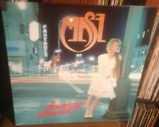 MASI downtown dreamers 1988 DUTCH METAL BLADE VINYL LP w/LYRIC INNER