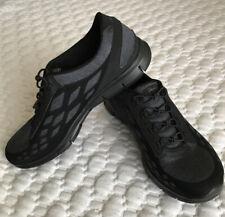 SKECHERS Memory Foam Wide Fit Women's Sneakers Size 8.5 Black