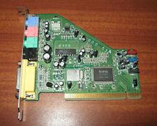 ? Soundkarte PCI Aztech AZFin AZF3328 PCI ?
