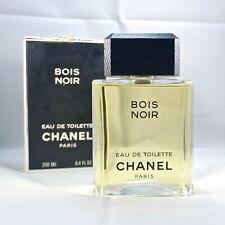 Rare Chanel BOIS NOIR eau de toilette 250ml 8.4 oz. boxed 1987 vintage perfume