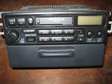 Honda Civic AM/FM Radio Cassette Player W/BRACKET & DRAWER-FREE SHIPPING!! L@@K!
