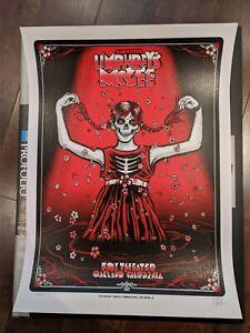 Umphrey's McGee Zoltron Poster - 2016 / Oakland / #66/215