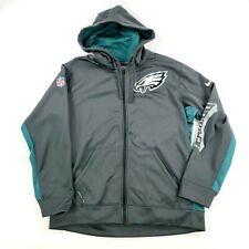 NWOT Philadelphia Eagles Nike Therma-Fit Hooded Sweatshirt Hoodie NFL NEW Rare