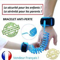 Bracelet Anti-perte Bébé Enfant Ceinture Sangle Réglable Sécurité Harnais laisse