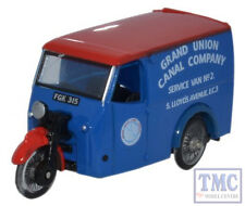 76TV008 Oxford Diecast OO Gauge Tricycle Van Grand Union Canal Company