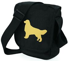 More details for golden retriever bag shoulder bags new colours metallic gold mothers day gift