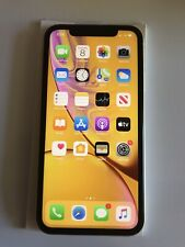 Apple iPhone XR - 64GB - Yellow  A1984 (CDMA + GSM) Sprint