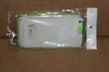 "Green Mobile Phone Case Silicon Soft Plastic Rubber Case - iPhone 6 4."" Screen"
