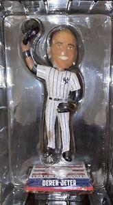 2021 National Baseball Hall of Fame & Museum Derek Jeter Bobblehead 493/504