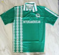 fc Panathinaikos Green Vintage T Shirt Football Jersey XL 95 96 Retro Soccer