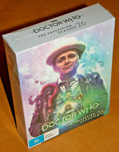 Doctor Who The Collection Season 26 Blu-ray - Sylvester McCoy