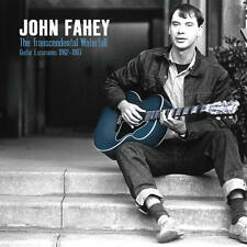 John Fahey - The Transcendental Waterfall 1962-1967  180G 6LP BLUE VINYL BOX NEW