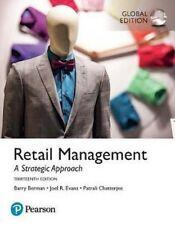 NEW 3 Days to AUS Retail Management 13E Barry Berman Joel R. Evans 13th Edition