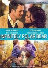Infinitely Polar Bear,Excellent Dvd, Zoe Saldana, Christopher Porter, Georgia Ly