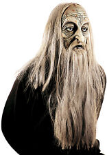 Gruselmaske Zauberer NEU - Karneval Fasching Maske Gesicht