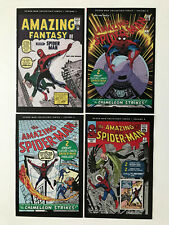 Spider-Man Collectible Series #1–17 Lot Lee & Ditko VF