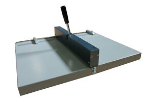 460mm Scoring/Creasing  Machine Scorer heavy duty for Card & Paper