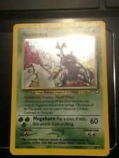 Pokémon Neo Genesis Holo Heracross 6/111