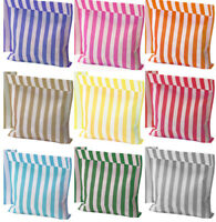 SWEET SWEETS, SWEETIE, CANDY COLOUR STRIPED PAPER BAGS, PARTY, FAVOUR, CAKE