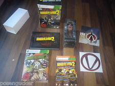 Borderlands 2 - Deluxe Kammerjäger Edition Xbox 360 --  Sammlerzustand --- NEU