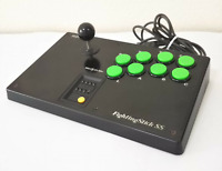 Sega Saturn HORI Fighting Virtua Stick SS Arcade Controller Japan HS-07