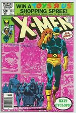 **UNCANNY X-MEN #138**(1980 MARVEL)**JEAN GREY FUNERAL**SIGNED BY TERRY AUSTIN**