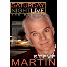 Saturday Night Live - Best of Steve Martin (DVD, 2007)