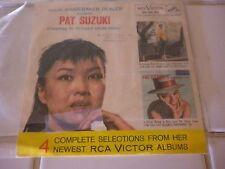 Studebaker Lark Advertising Pat Suzuki 45 RCA SP-45-60 Flower Drum Song