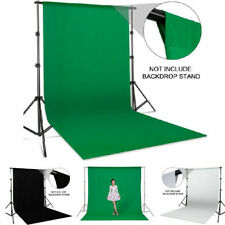 Green Screen Background Chromakey Muslin Backdrop Photo Video Studio Photogra