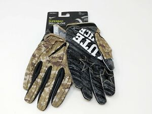 Nike Superbad NFL Salute to Service Football Receiver Gloves PGF654-227 Sz XXL