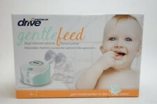 Breast Pump Medquip Drive Gentle Feed Dual Channel Electric New! 00004000
