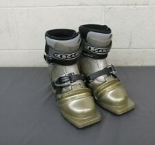 Scarpa T3 3-Pin 75mm Telemark Ski Boots Mondopoint 23.5 US Women's 6.5 EXCELLENT