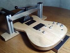 GUITAR FRET PRESS - for set neck / solid body guitars - Luthier Tool