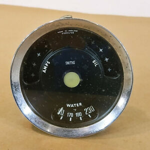 Hillman Super Minx Original Gauge Cluster Smiths IP3201/09 OEM