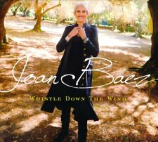 JOAN BAEZ WHISTLE DOWN THE WIND CD (Released March 2nd 2018)