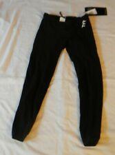 TYR Men's 32 Black Tracer Light Tight Swim Pants Triathlon USA Made NWT