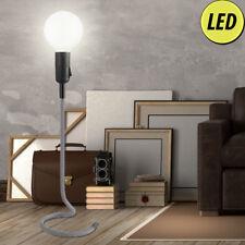 motif rétro LED Lampe de table clients chambre Les économies d'énergie tissu