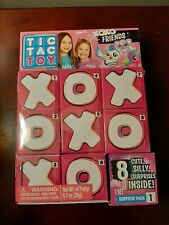 New in box Tic Tac Toy XOXO Friends Set of 8 in each surprise!