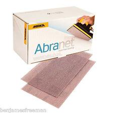 Mirka ABRANET® 70x198mm net abrasive sanding strips (pack of 10 strips)