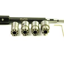 BGS Injektoren Einspritzdüsen Dichtsitz Fräser Set für CDI Motoren 5 tlg.