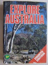BP Explore Australia Touring For Leisure And Pleasure 1985 Fourth Edition RARE
