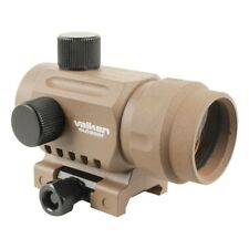 New Valken Outdoor Red Dot RDA20 Reflex Sight Site Optic Tan w Mount