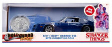 Chevrolet Camaro Z28 from Stranger Things 1979 1:24 (inc collectible coin) Jada