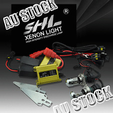 55W HID HI/LO H4-3 BI-BEAM Xenon Light Conversion Kit Slim Ballasts 3000K 10000K