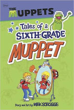 Tales of a Sixth Grade Muppet (Disney The Muppets Chapter Book), New, Disney Boo