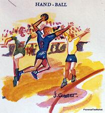 HAND BALL 1970 Yt1629  FRANCE  FDC Enveloppe Lettre Premier jour