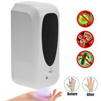 1000ml Wall-Mounted Automatic IR Sensor Soap Dispenser Touchless Alcohol Spray