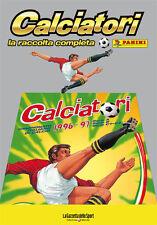 Album Panini Fußballer La Collection Vollständige 1996-97 1997 Blatt Dello Sport