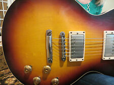 Gibson Custom Les Paul Historic 1958 Reissue VOS Plain Top Faded Tobacco 2012
